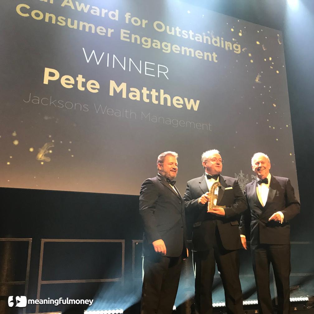 PFS Award November 2017|PFS Award November 2017