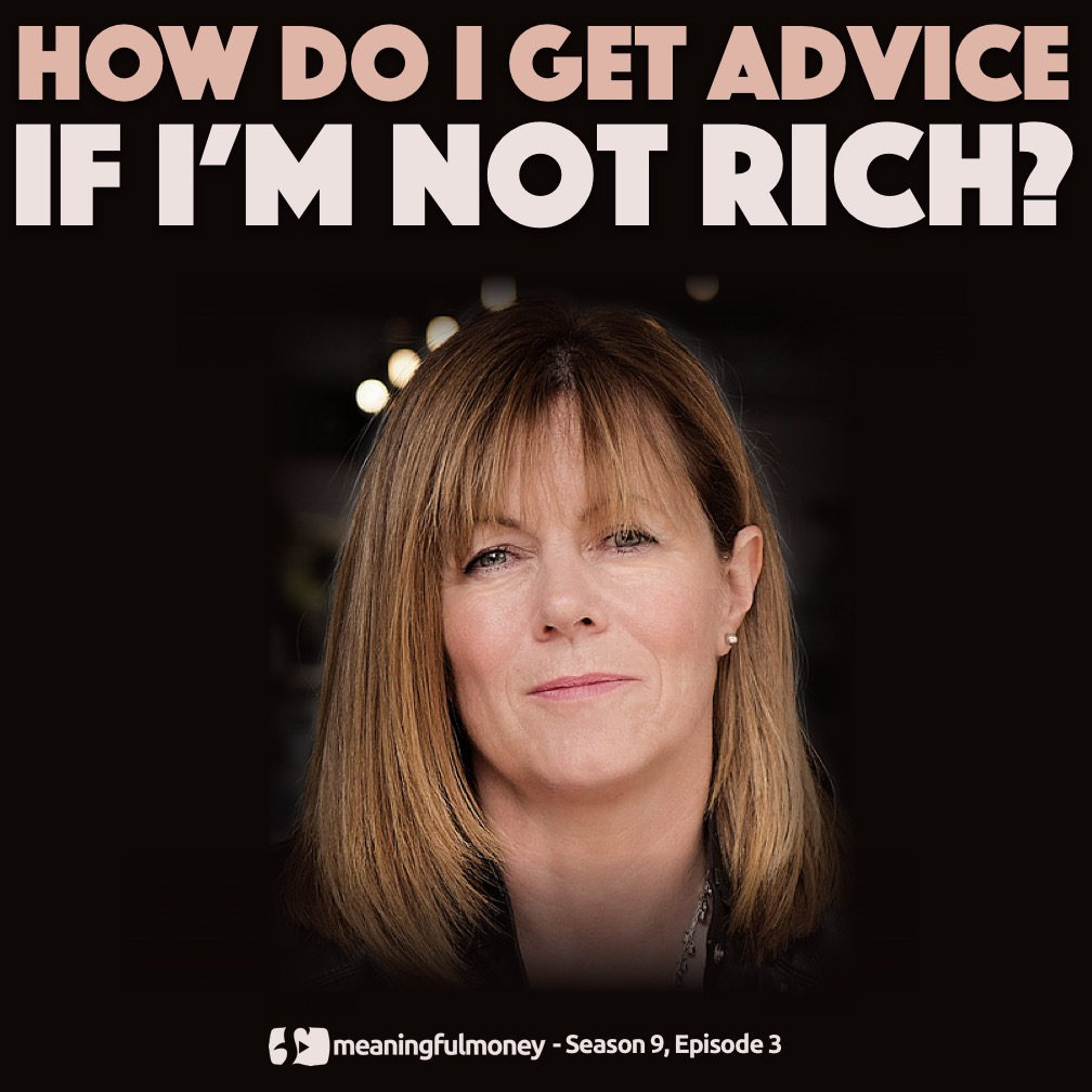 How do I get advice if I'm not rich?|How do i get advice if I'm not rich?