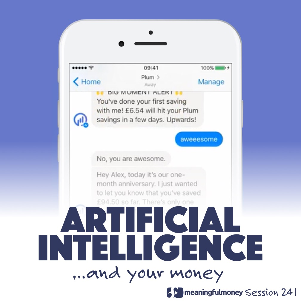 Artificial Intelligence and your money|Artificial Intelligence and Your Money