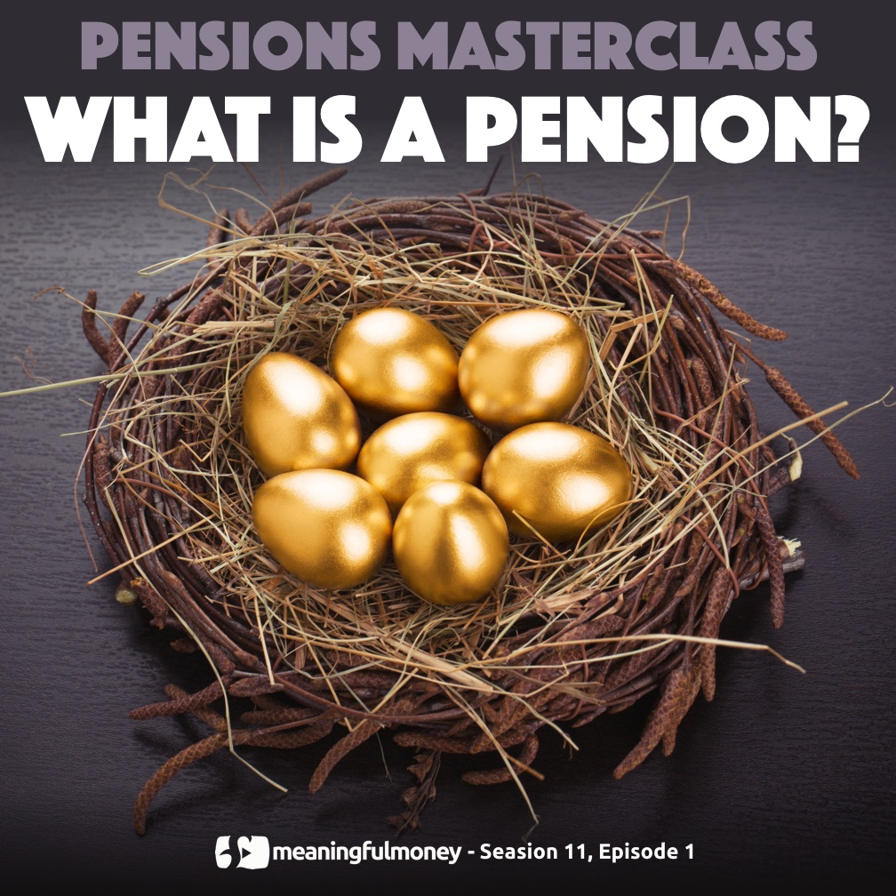 What is a pension?|What is a pension?