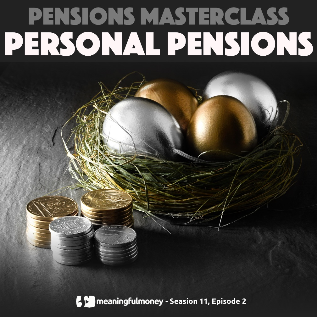 Personal pensions explained|Personal Pensions