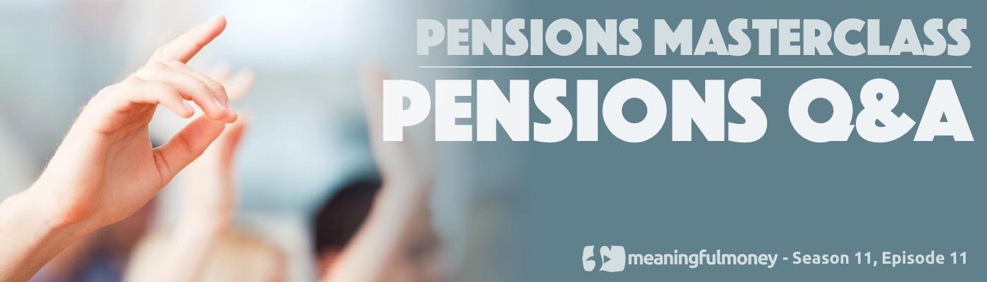 Pensions Q&A