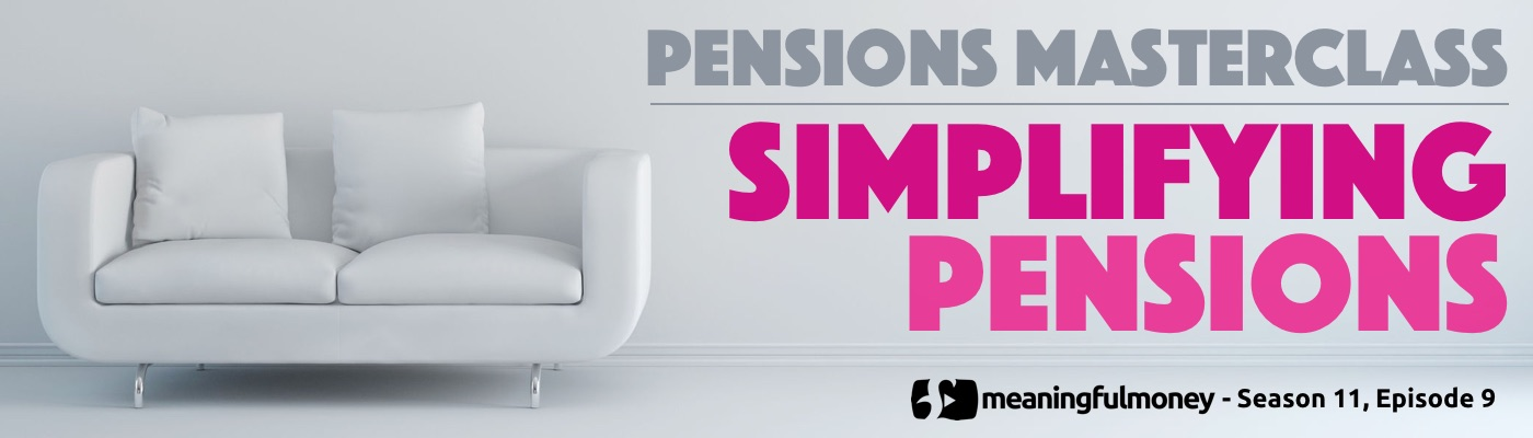 Simplifying Pensions