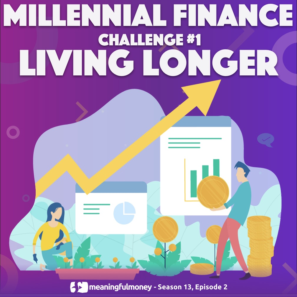 Millennial Challenge Number 1 - Living Longer|Millennial Challenge #1 - Living Longer