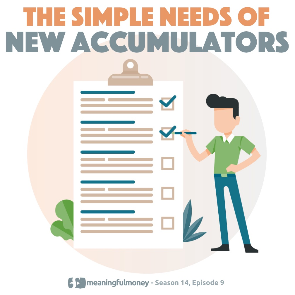 The Simple Needs of New Accumulators