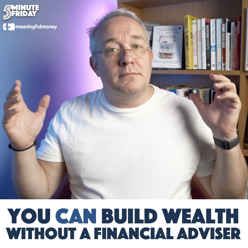 You CAN Build Wealth Without A Financial Planner