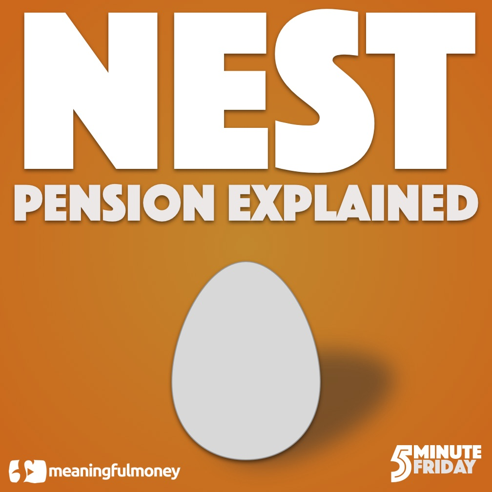 NEST Pension Explained