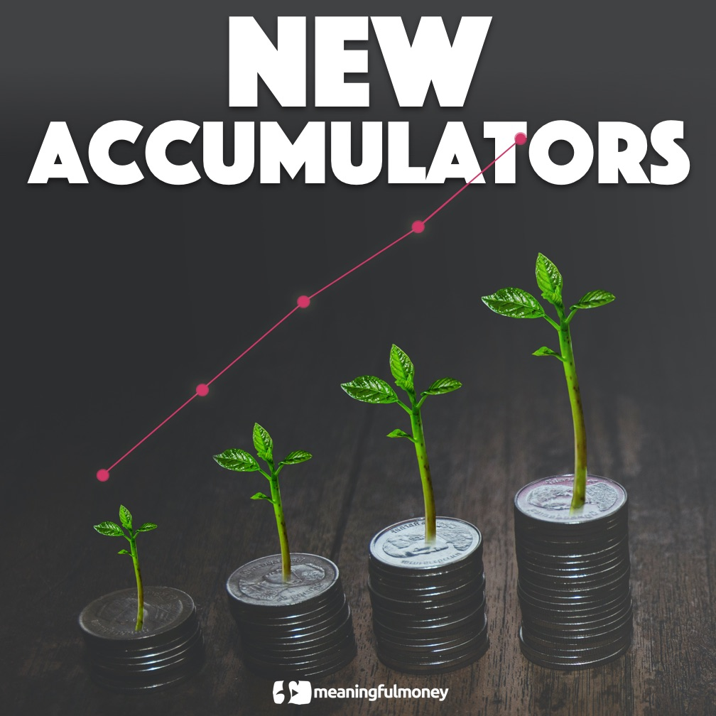 New Accumulators