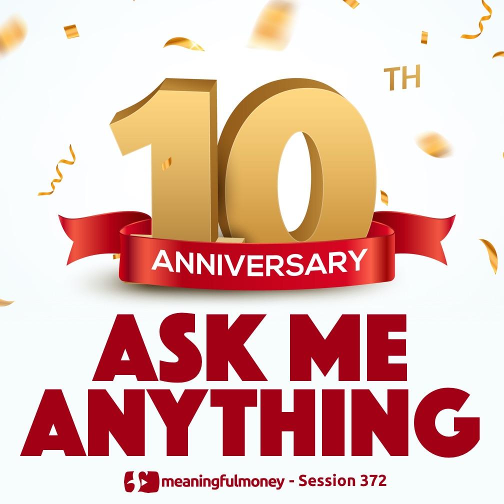 10th Anniversary AMA