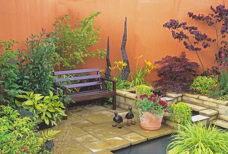Large Pot Plants Front Door
