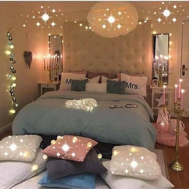 افكار لتزيين غرفة النوم للمتزوجين بالصور افكار رومنسيه