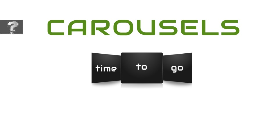 Carousels: time to go