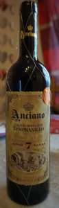 Weekly Winedown #34 Anciano Tempranillo #wine #redwine #spanish #spanishwine #tempranillo