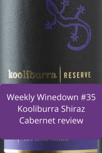 Weekly Winedown #35 #redwine #review #winereview #southafricanred #southafrica #shirazcabernet #shirazcab