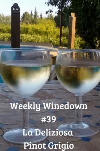 Weekly Winedown #39 Pinot Grigio #pinot #pinotgrigio #italianpinot #italianwine #whitewine #italy #momlife #mumlife #wine #winereview #'winetasting