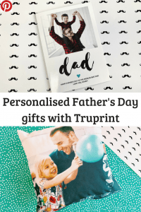 Personalised Father's Day gifts with Truprint #fathersday #fathersdaygift #personalisedgifts #personalisedfathersdaygifts #dads #dadsgifts #grandadgifts