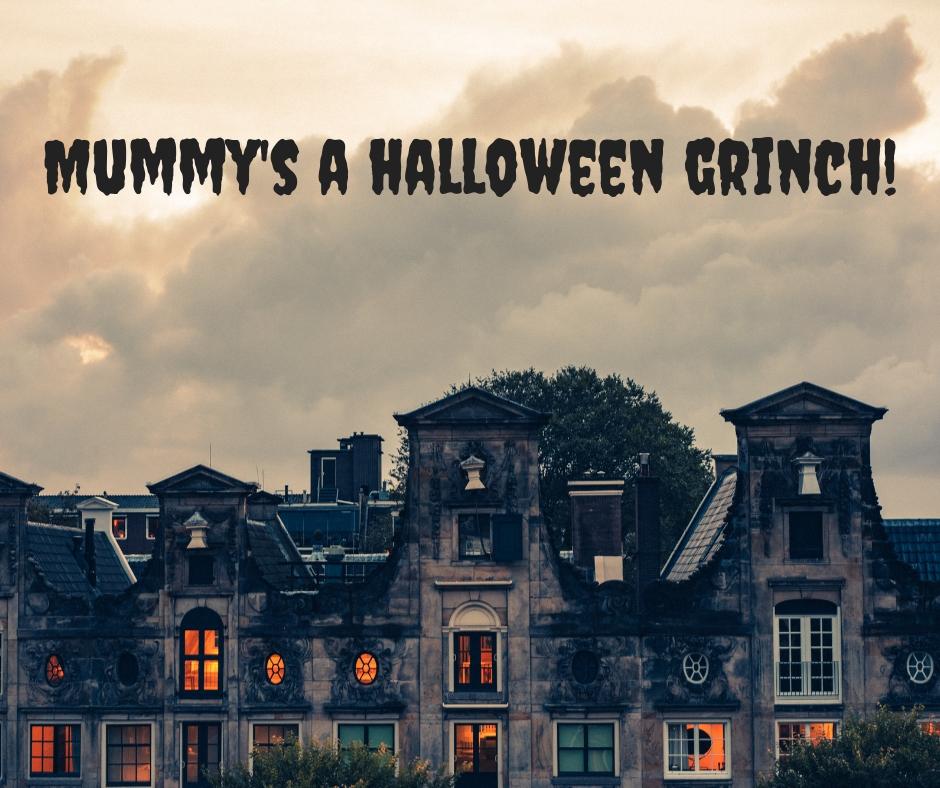 Halloween Grinch
