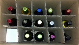 Malbec bottles