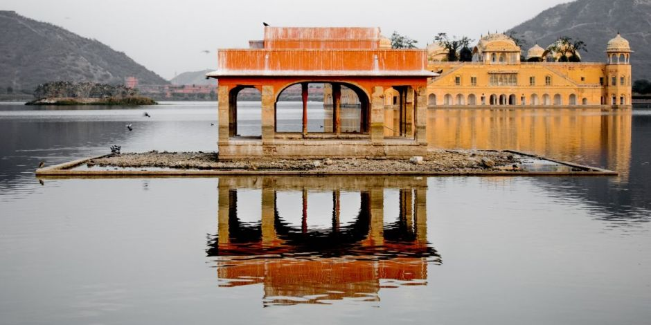 child free holiday Jal Mahal