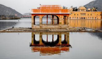 Child free holiday Jaipur Temple