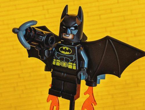 Good enough for batman