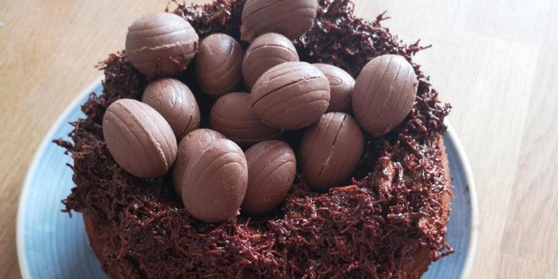 Baking With Kids Bero Chocolate Cake Recipe Me Annie Bee