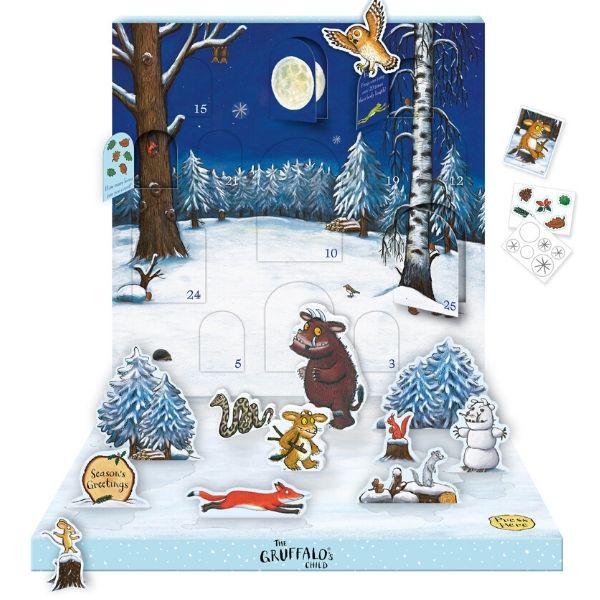 Best advent calendars 2019 - Gruffalo