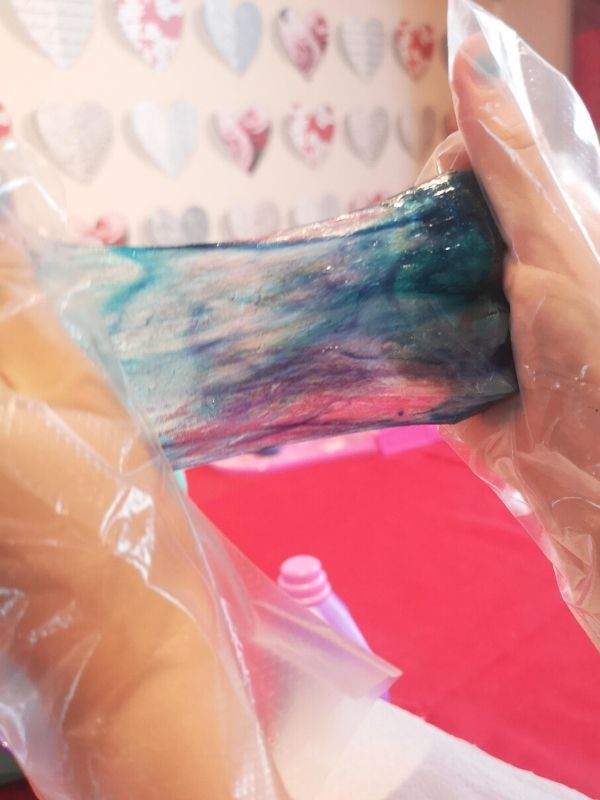 So Slime Tie-Dye Washing Machine slime (1)
