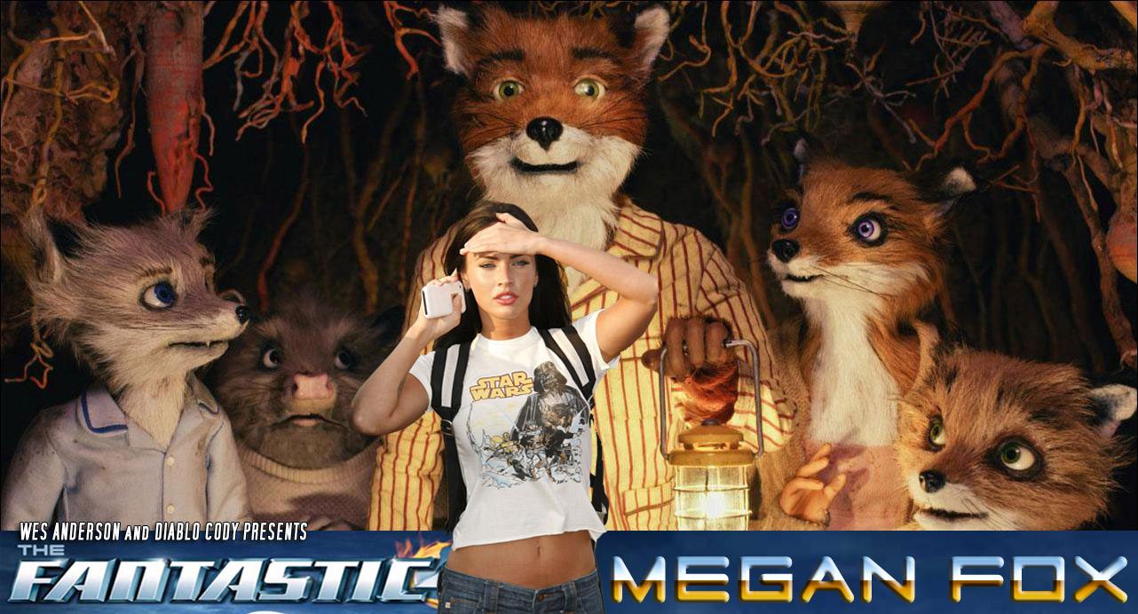 fantastic meganfox
