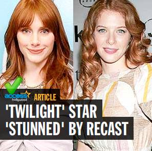 twilight recast