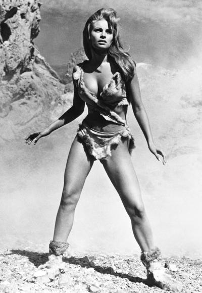 cavewomen movie poster museum