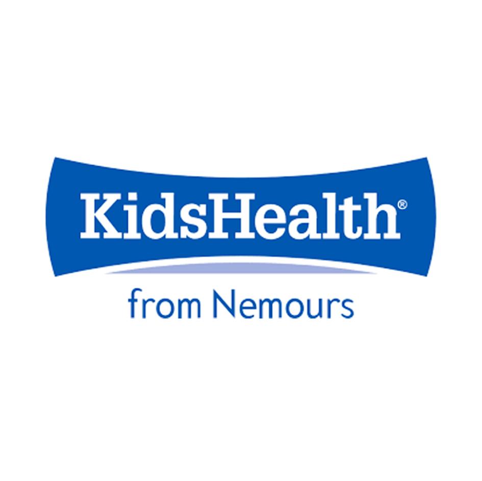 Kids Health logo Nemours Foundation