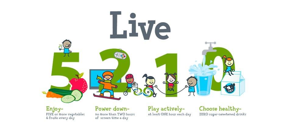 live 5-2-1-0