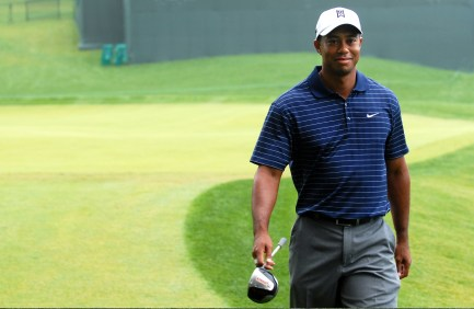 Best Golfers of All Time - Tiger Woods