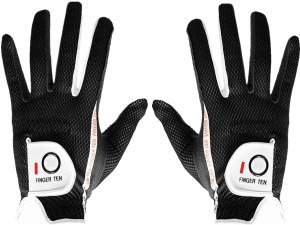 Best Golf Gloves For Sweaty Hands