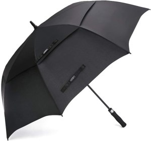 Best Double Canopy Golf Umbrellas For Wind and Rain