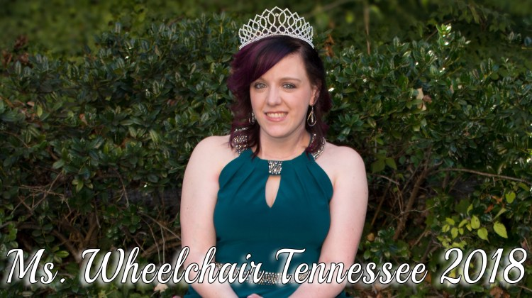 Ms. Wheelchair Tennessee 2018