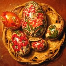 Artă decorativă Petrykivka