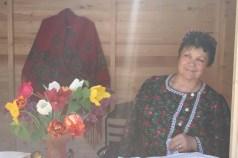O doamnă frumoasă din Slava Cercheză