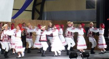 """Ansamblul folcloric """"MĂRŢIŞORUL""""– Avram Iancu, jud. Bihor"""