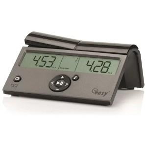 Relógio digital de xadrez DGT Easy Plus com Bonus Preto