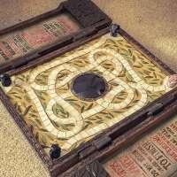 Réplica del juego de mesa de Jumanji