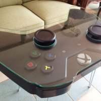 Mesa de café mando de la XBox