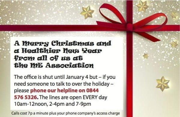 Christmas message copy