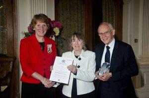 Janice + BIll, Queens Award