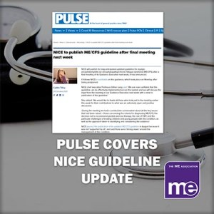 PULSE covers NICE Guideline update