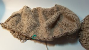 Neck Down V-Neck Pullover