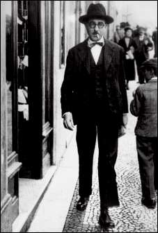 Fernando Pessoa (http://measuringchanges.lnec.pt)