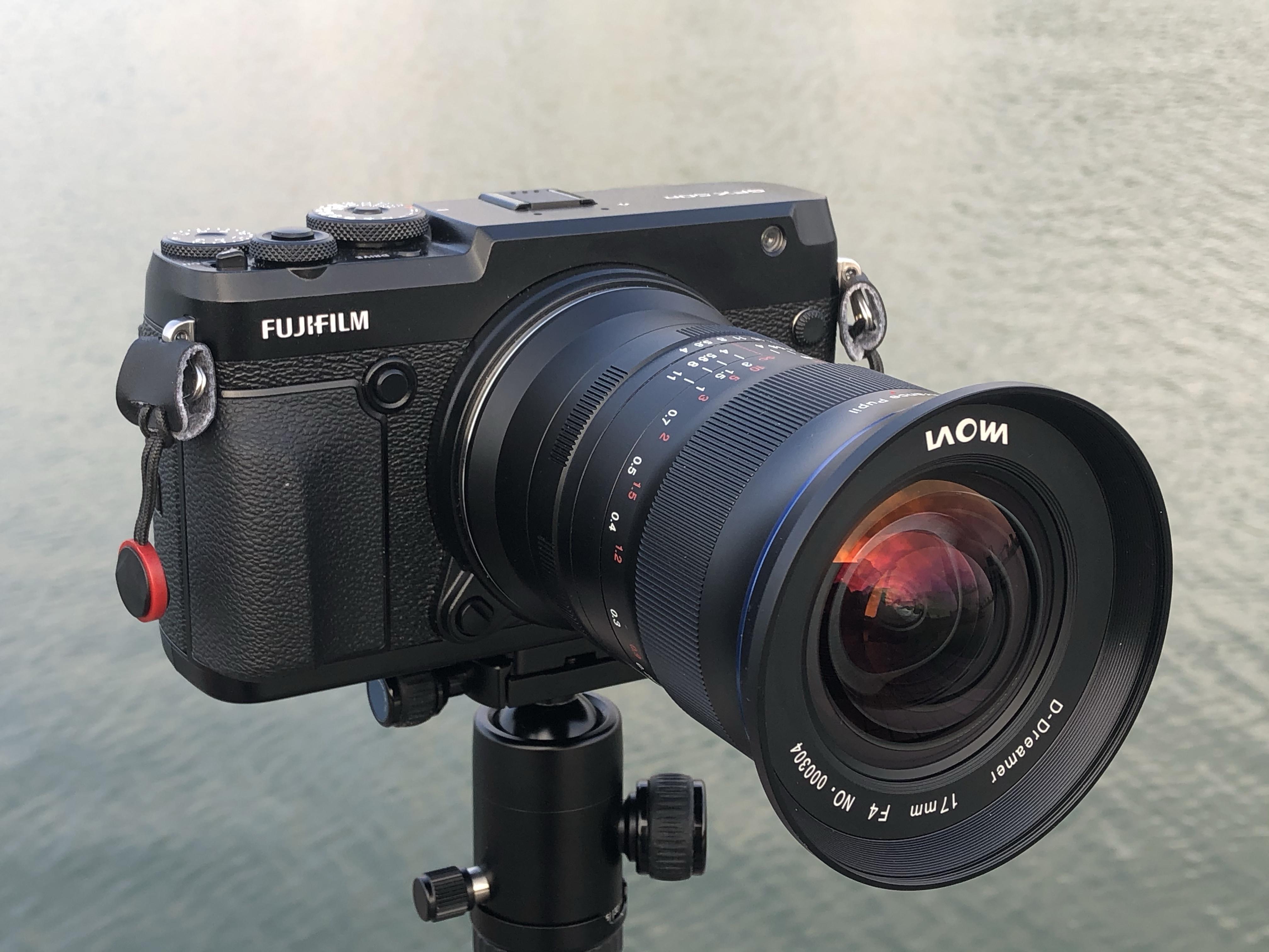Lens review: Laowa 17mm f/4 GFX Zero-D - Measuring Light