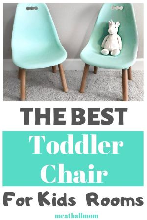 The Best Modern Toddler Chair for Kids' Rooms #toddlerchair #kidschair #kidsroomdecor #playroomchair #homeschoolchair #toddlers #kidschair #modernchair